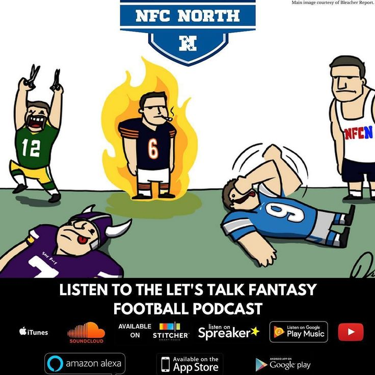 That's right folks the #NFCNorth is the next #fantasy podcast! What questions do you want us to hit on our next #podcast !? In the mean time catch up on the #AFCEast #AFCNorth and #NFCEast podcasts that are live now! -- #fantasyfootball #nfl #mfl10 #fantasy #wincash #idp #ff #football #umi #dfs #fantasylife #fantasy2017 #fantasydraft #fantasyfootballpodcast #footballgame #fantasyfootballandbeer #fantasyfootballaddict #fantasyfootballadvice #nflgear #nfl #nflgear #nflmeme #nflnews #nflmemes