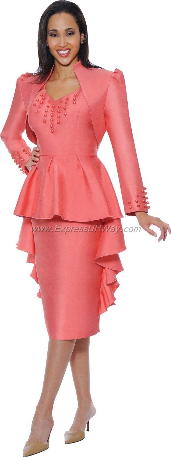 149 best church gear images on Pinterest | Ladies church suits ...