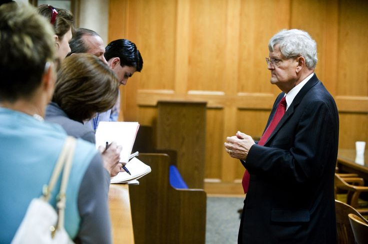 In Bernie Tiede's Resentencing Hearing, the Real Person On Trial is Danny Buck Davidson - Dallas Morning News