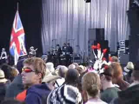 Glastonbury Bands