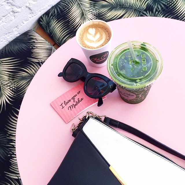 Best NYC spots for coffee, matcha, brunch, lunch, Cha Cha Matcha
