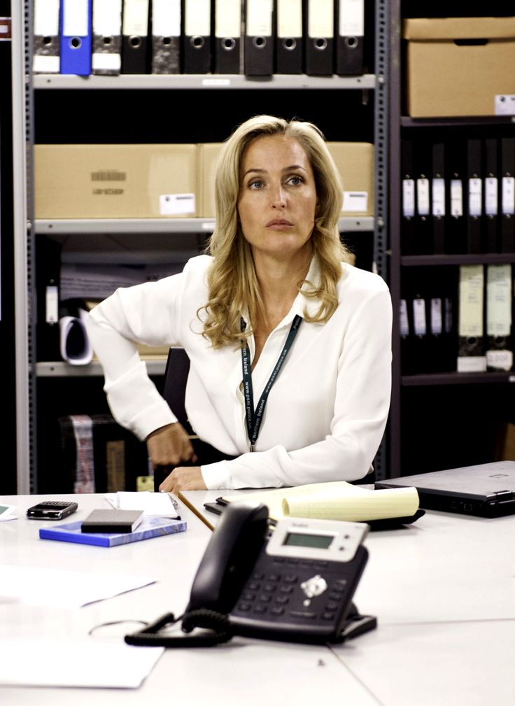 The Fall TV Series Stella Gibson