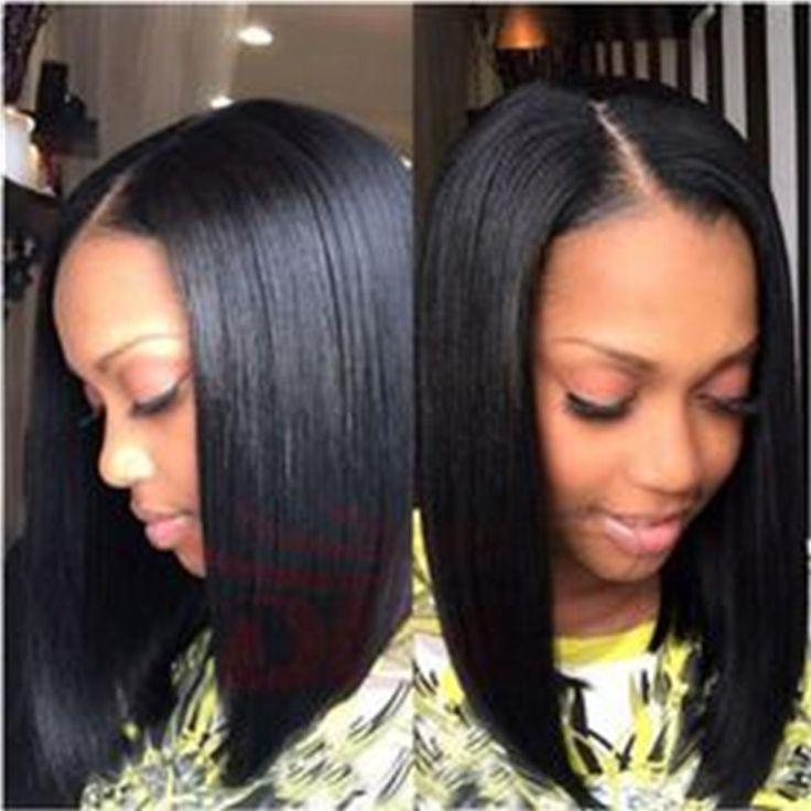virgin hair remy clip in hair extensions cheap