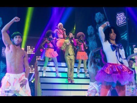 Rylan Clark sings a Supremes Medley - Live Week 8 - The X Factor UK 2012 - YouTube