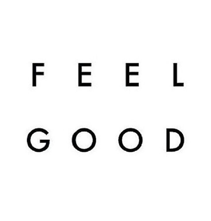 Feel good ❥