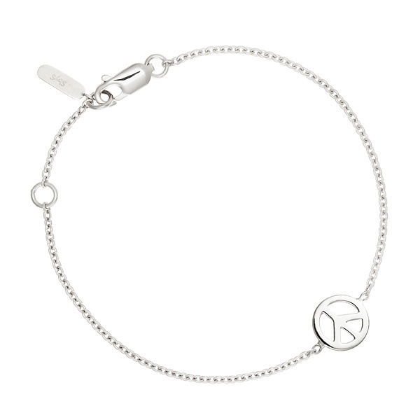 SOPHIE by SOPHIE peace armband