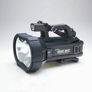 20 Million Candlepower Spotlight / Flashlight - New World's Brightest Flashlight!