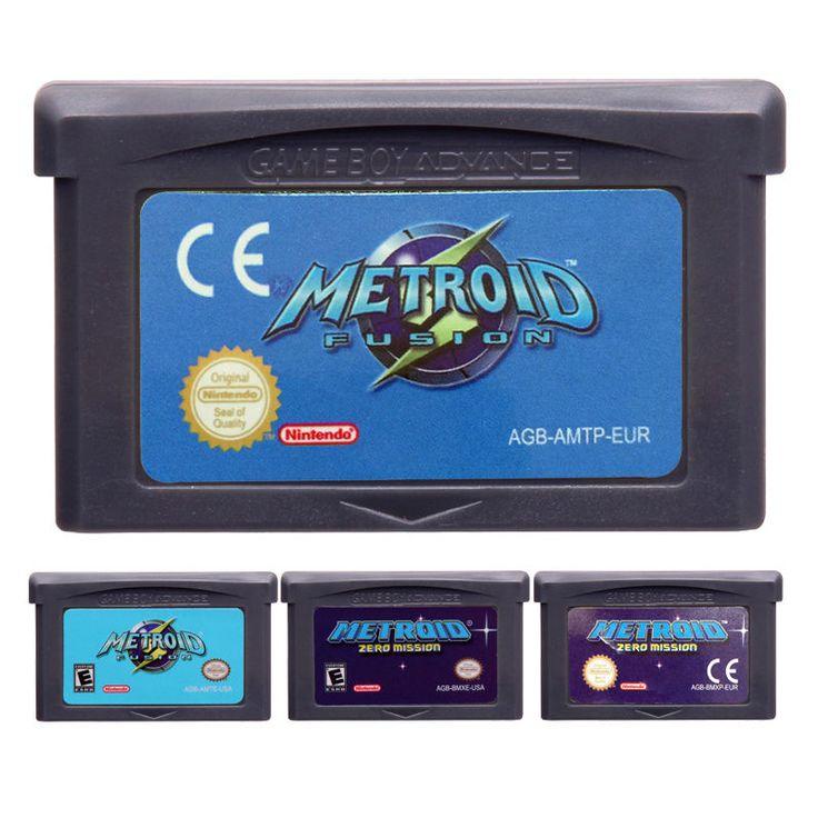 $5.09 (Buy here: https://alitems.com/g/1e8d114494ebda23ff8b16525dc3e8/?i=5&ulp=https%3A%2F%2Fwww.aliexpress.com%2Fitem%2FNintendo-32-Bit-Video-Game-Cartridge-Console-Card-MetroidSeries-English-Language-Edition%2F32698588371.html ) Nintendo 32 Bit Video Game Cartridge Console Card MetroidSeries English Language Edition for just $5.09