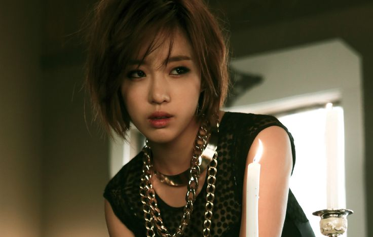T-ara 8th Mini Album &...T Ara Number 9 Eunjung