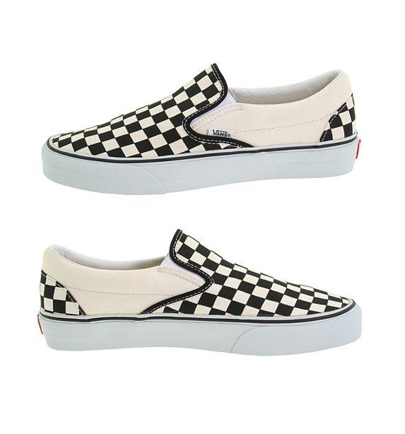 Vans Classic Slip-On Sneakers. On my fall wish list...