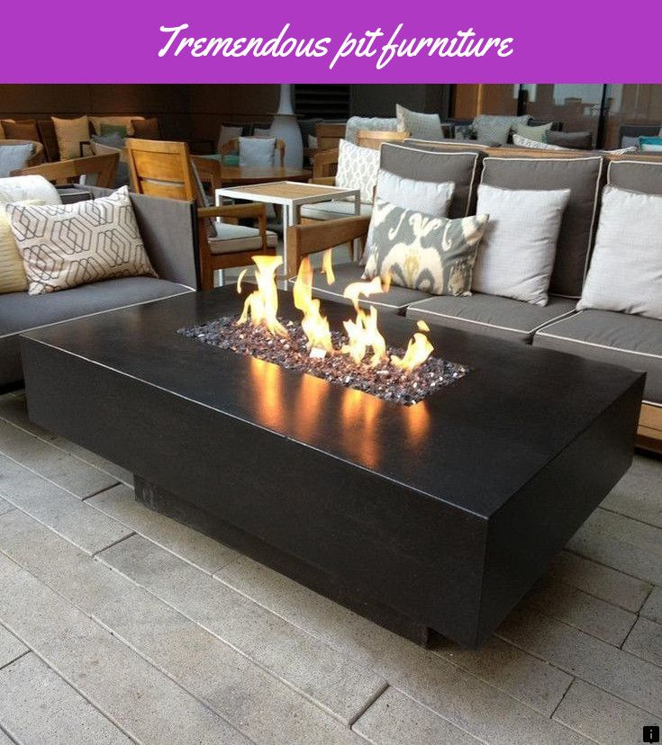 Simply Click The Link To Read More About Pit Furniture Check The Webpage For More Info Outdoor Propane Fire Pit Rectangular Fire Pit Propane Fire Pit Table