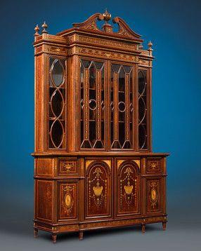 101 Best Victorian Furniture Images On Pinterest
