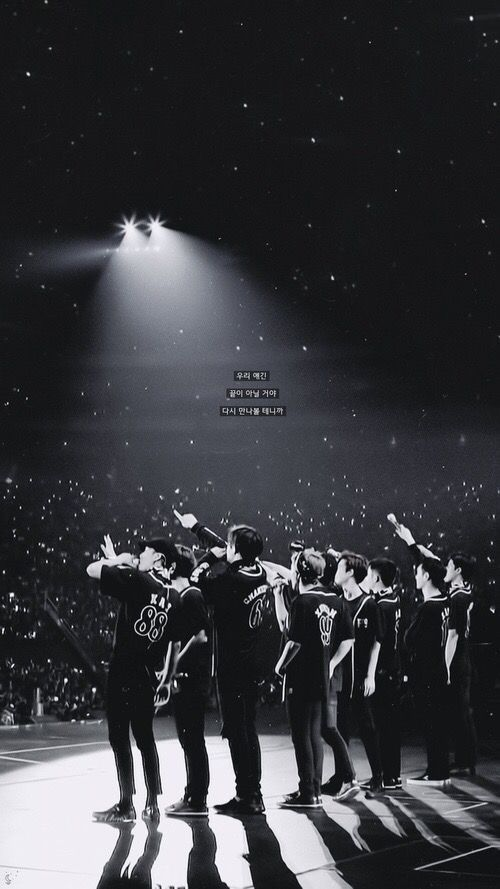 Exo wallpaper , lockscreen