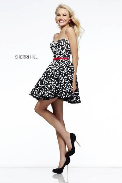 25 besten Sherri hill Bilder auf Pinterest | Abendkleider ...