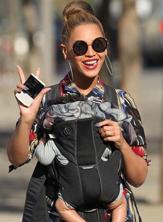 Beyonce - Porsche Design Blackberry P'9981Baby Blue, Blue Ivy Carter, Queens Bey, Baby Weight, Beyonce, Celebrities Baby, New Mom, People Magazines, Baby Gift
