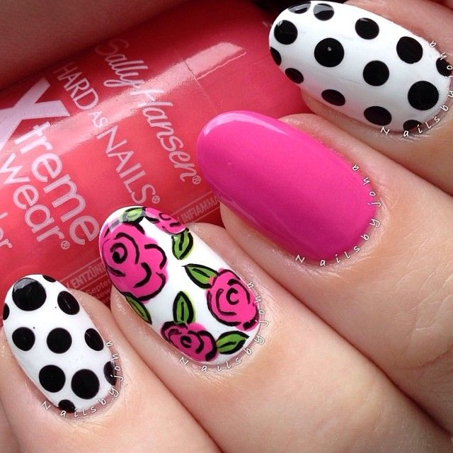 Instagram photo by nailsbyjoha #nail #nails #nailart