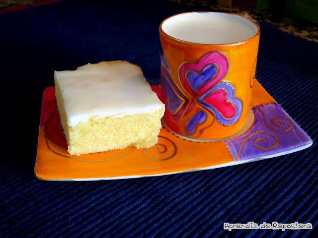 Aprendiz de Repostera: Brownie de Limón