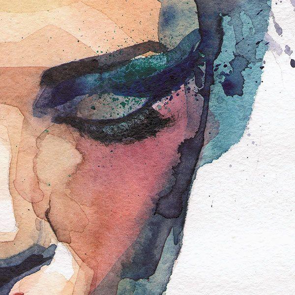 Lips by Alexander Dzivnel, via Behance