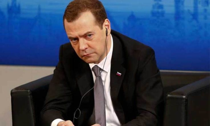 Russian PM Warns Of 'New Cold War' With The West