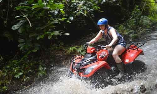 Bali atv ride rafting package #ubud #adventure #nature #traveling #travelblog #fun #baliatvridetour #atvride #baliquadbike #baliholidaypackage #thebalippackage