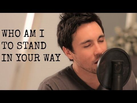 Chester See - Who Am I To Stand In Your Way (Original Song) - Live ft Andy Lange on guitar - YouTube