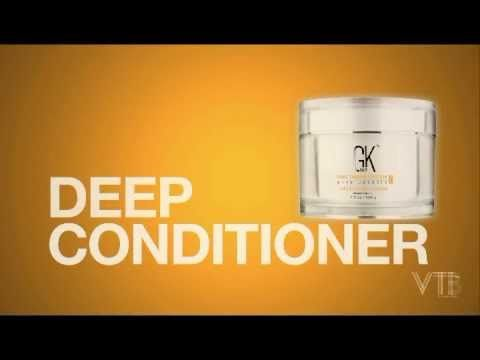 GK Hair deep conditioner Global Keratin Juvexin