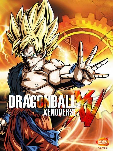 Dragon Ball Xenoverse cover