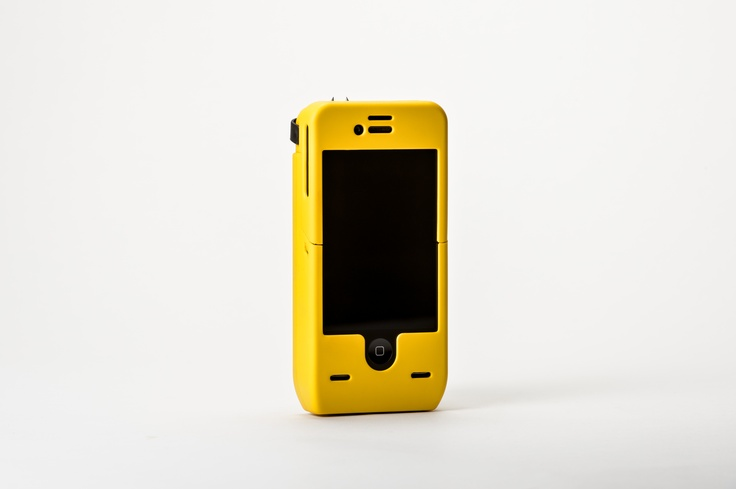... Jacket Stun Gun Iphone 4s Caseon Yellow Jacket Stun Gun Iphone 4s Case
