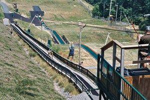 Discovery Ridge Adventure Center at Wintergreen Resort (zip lining)