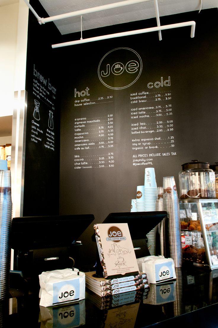 coffee menu board - Google Search