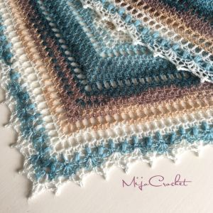 Taiga Sjal / Shawl – Mijo Crochet https://mijocrochet.files.wordpress.com/2017/01/taigashawlsjal.pdf