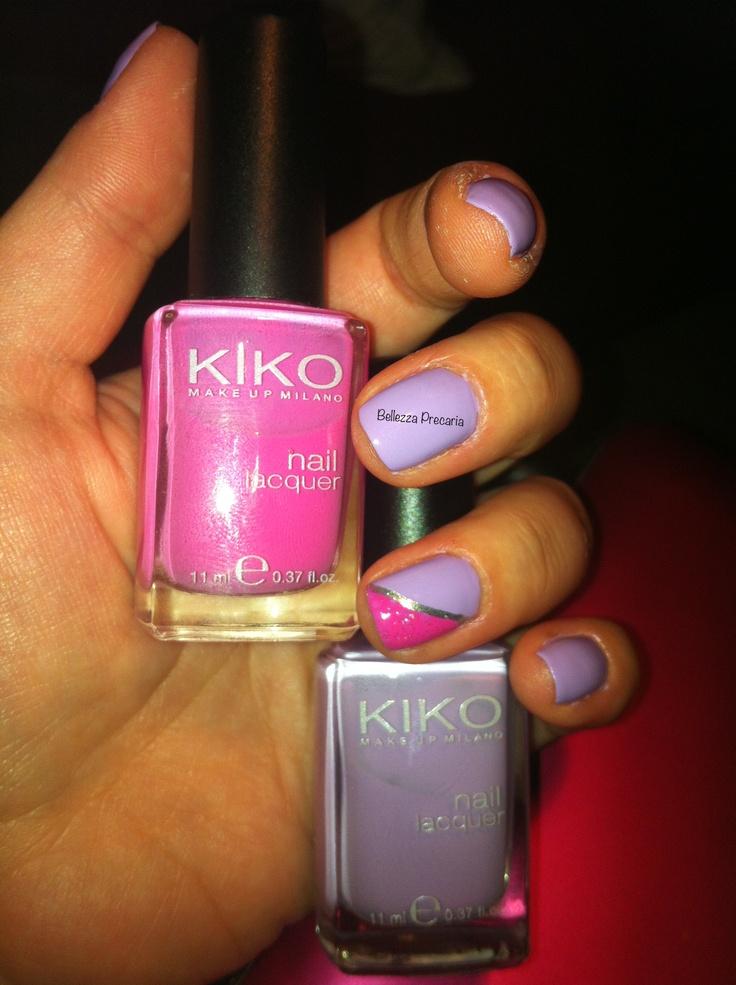 #kiko, #nails