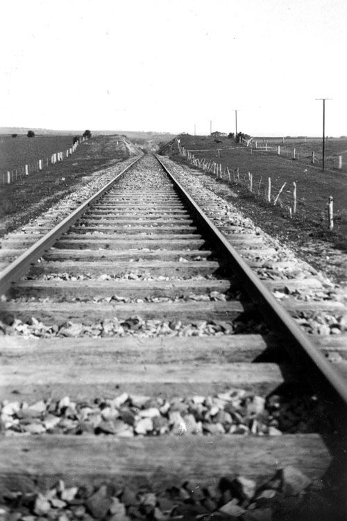 Collection Image Willunga rail line 1934