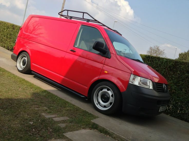 Volkswagen T5 Transporter - banded steels - VWt4forum.co.uk