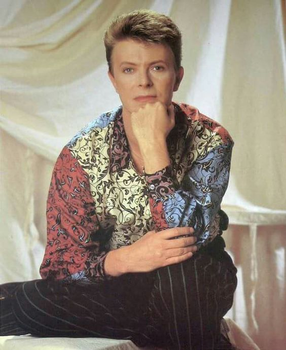 It was a year yesterday since the magificent David Bowie passed away. We all love you