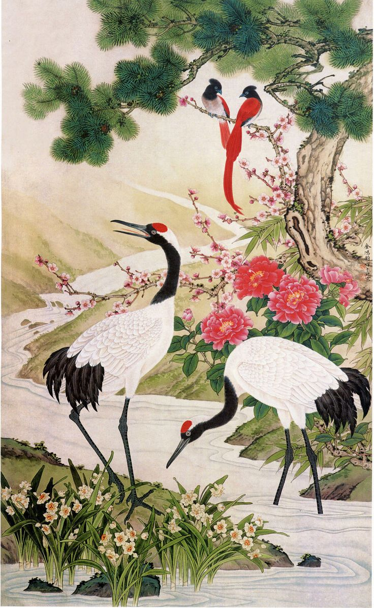 108 best images about japanese art on pinterest japanese for Japanese watercolor paintings