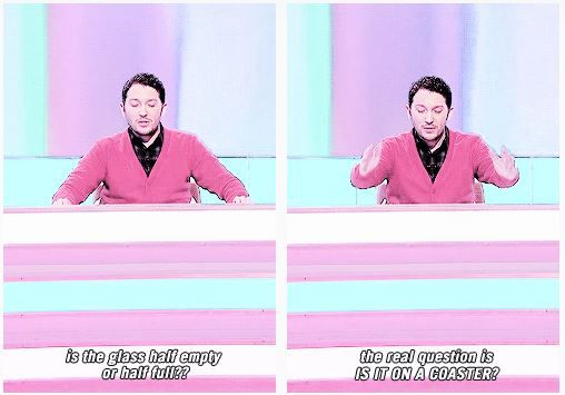 Actually love him... Jon Richardson