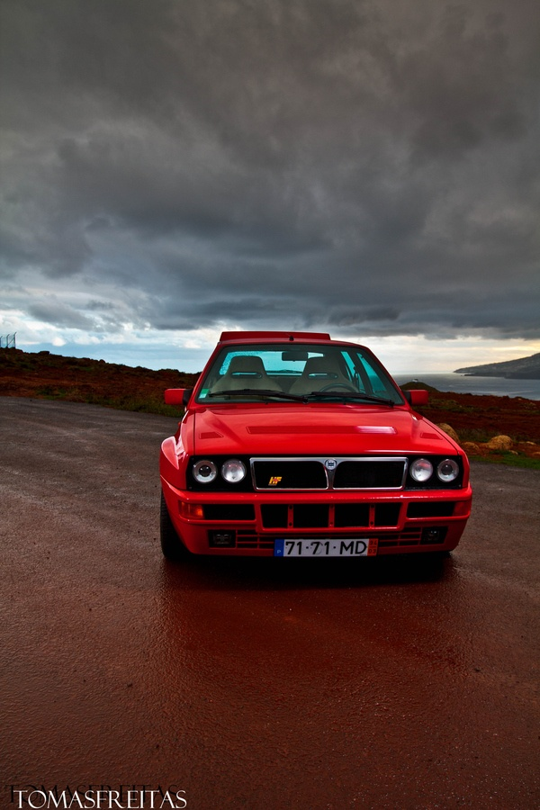 Lancia Delta HF Integrale - Road and Rally legend www.truefleet.co.uk