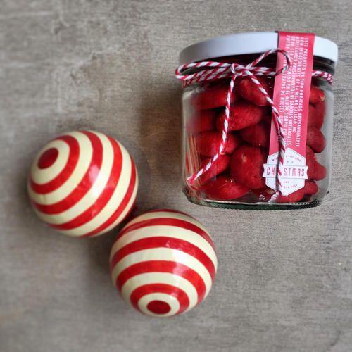 Red Velvet Mini Cookies. Dale un toque rojo a esta Navidad!