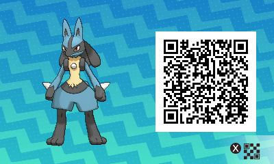 Lucario   PLEASE FOLLOW ME FOR MORE DAILY NEWS ABOUT GAME POKÉMON SUN AND MOON. SIGA PARA MAIS NOVIDADES DIÁRIAS SOBRE O GAME POKÉMON SUN AND MOON.   Game qr code Sun and moon código qr sol e lua Pokémon Nintendo jogos 3ds games gamingposts caulofduty gaming gamer relatable Pokémon Go Pokemon XY Pokémon Oras