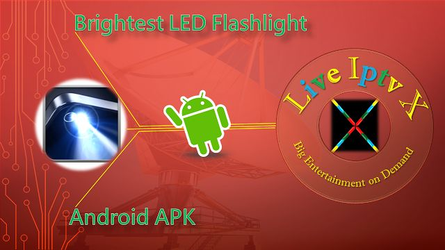 Brightest LED Flashlight APK For Android Phone   Brightest LED Flashlight APK - Simple  Use Friendly Slide To Set Strobe Effect Dazzling Strobe Effect Fancy Theme Screen Flash Powerful Widget For Android Phone.  Brightest LED Flashlight APK  Download Brightest LED Flashlight APK  Android Apk Android Tools Apik