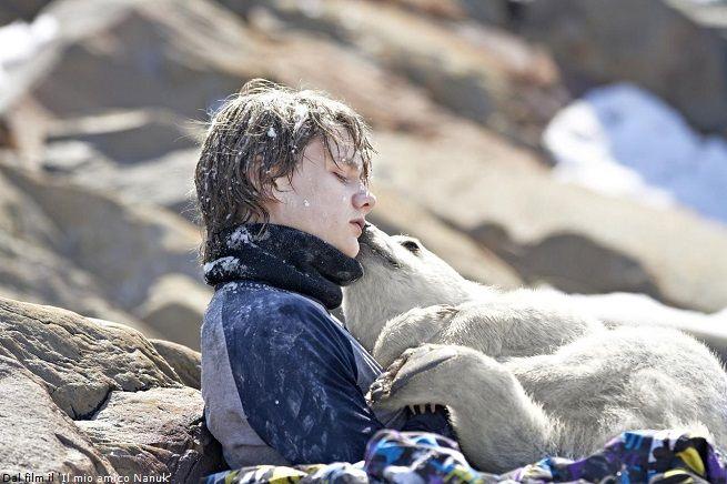 Festival di Roma, l'orso Nanuk e il giovane Luke protagonisti dell'avventura di un'amicizia tra i ghiacciai - Trailer | The Horsemoon Post