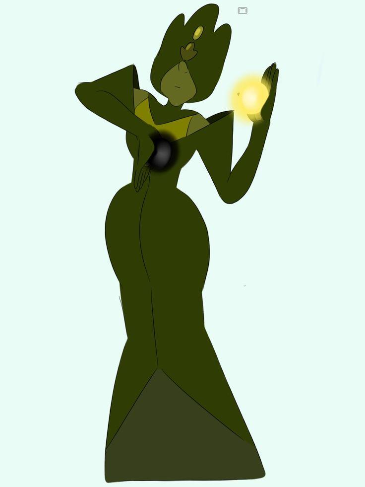 Olivine diamond, vanaite and aegirine
