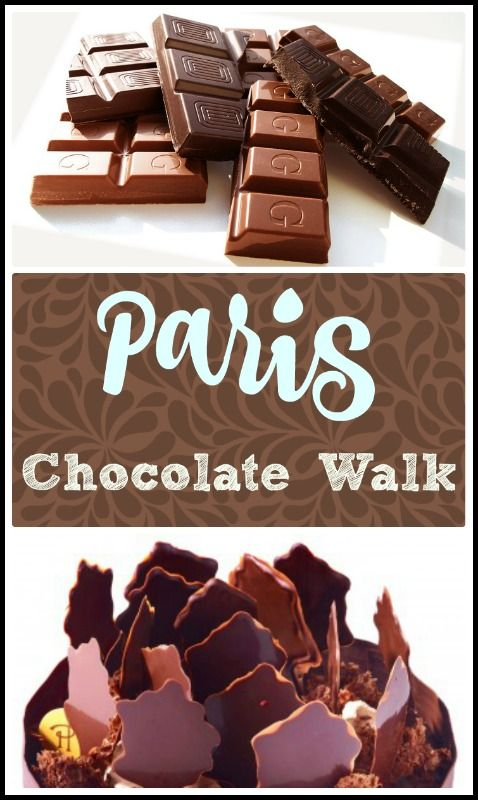 Paris and chocolate? It can't get any better! Check out this easy chocolate walk route that will take you to the best and most historic chocolatiers in Paris...