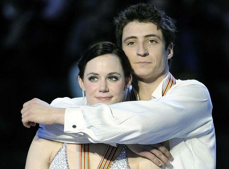 2010 Worlds Turin - World champions - Tessa Virtue and Scott Moir
