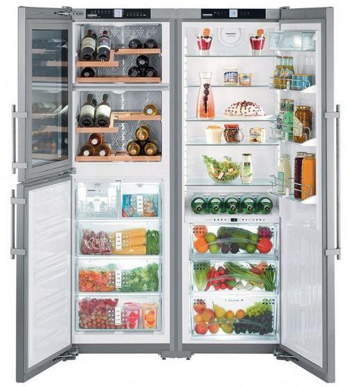 Che frigorifero!