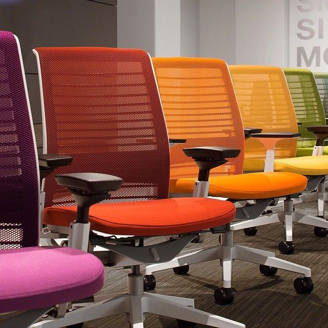 April is here. Time to Think Spring! steelcase.com/think