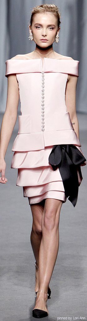 Chanel Couture  #FashionSerendipity #fashion #style