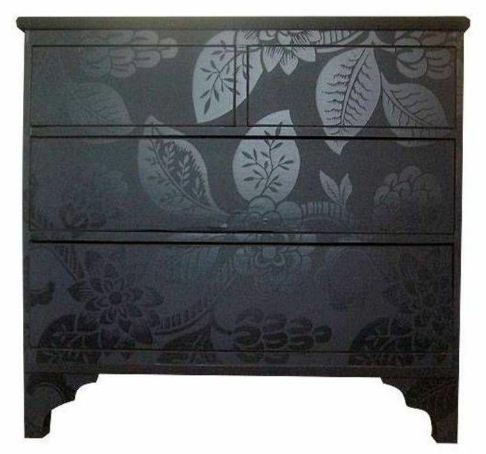 1000 id es sur le th me peindre des meubles en bois sur pinterest tables de - Comment peindre un meuble en bois ...