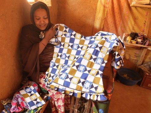 Aderisco a un progetto in favore delle donne africane! Volete saperne di più? www.carlaferroni.it